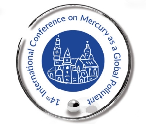 14th International Conference on Mercury as a Global Pollutant Logo